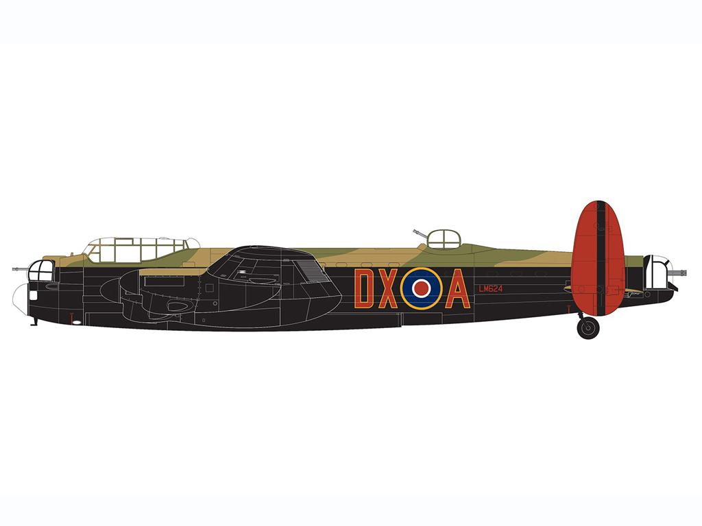 Avro Lancaster B.III (Vista 4)