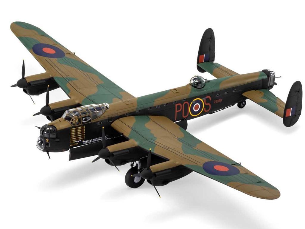Avro Lancaster B.III (Vista 5)