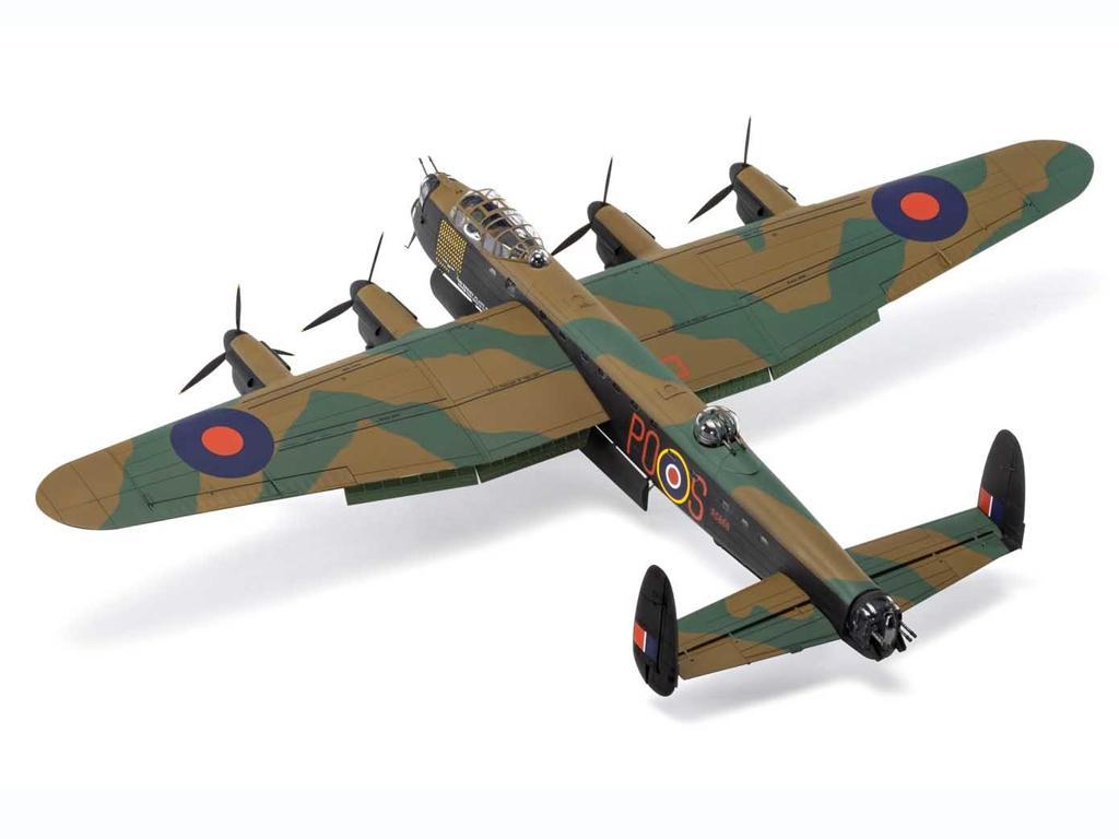 Avro Lancaster B.III (Vista 7)