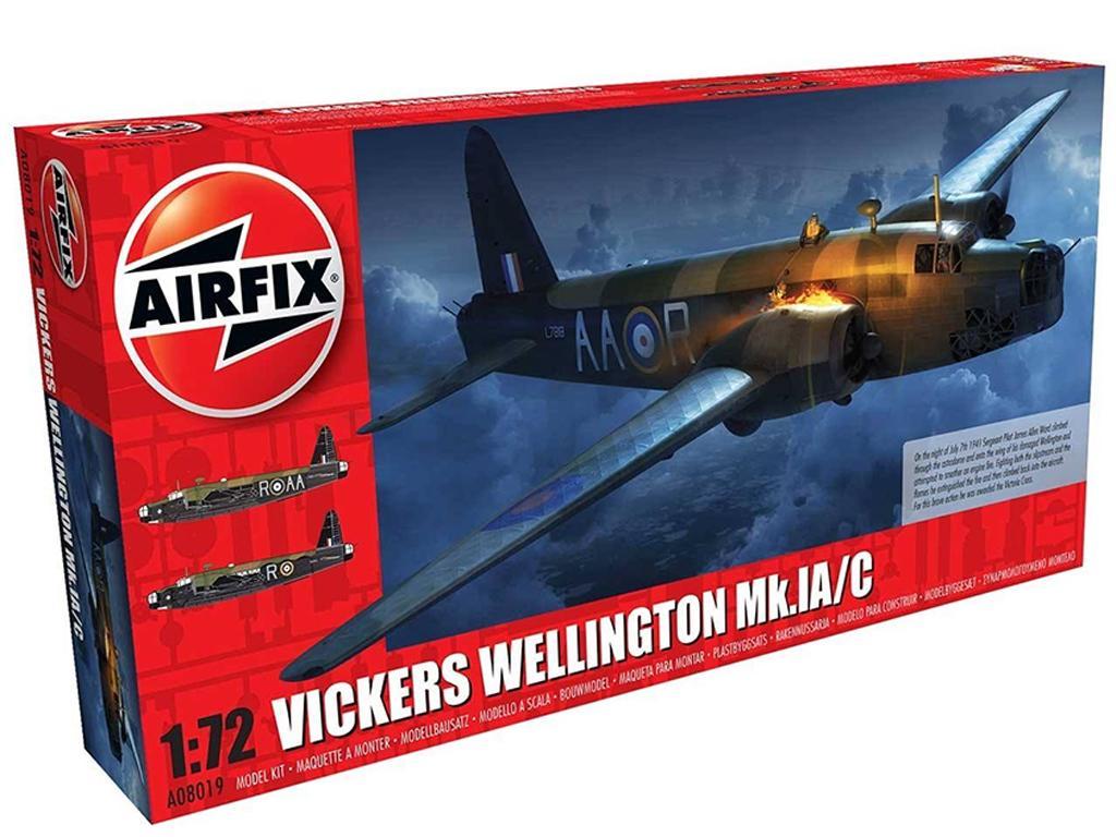 Vickers Wellington Mk.IA/C (Vista 1)