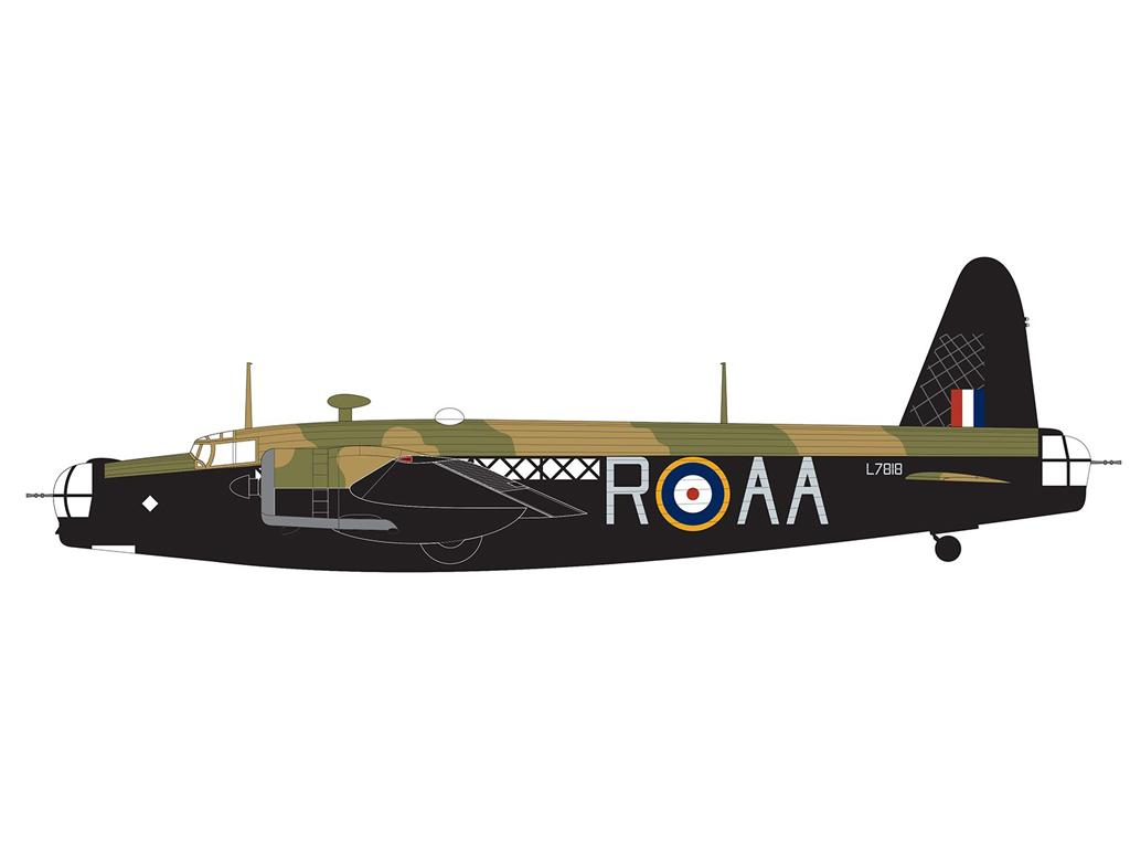 Vickers Wellington Mk.IA/C (Vista 11)