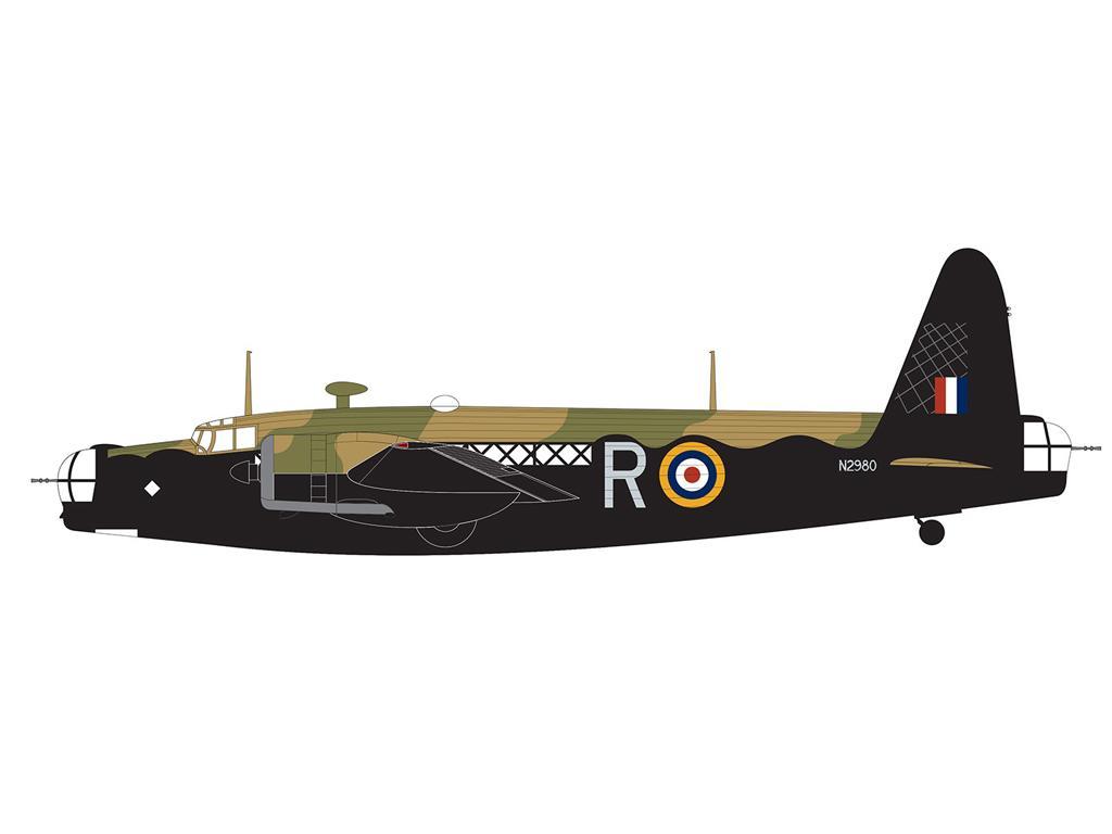 Vickers Wellington Mk.IA/C (Vista 12)