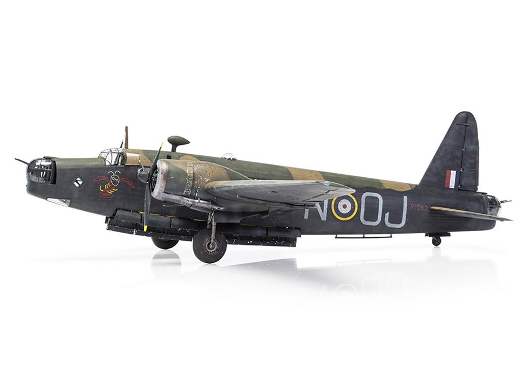 Vickers Wellington Mk.IA/C (Vista 4)