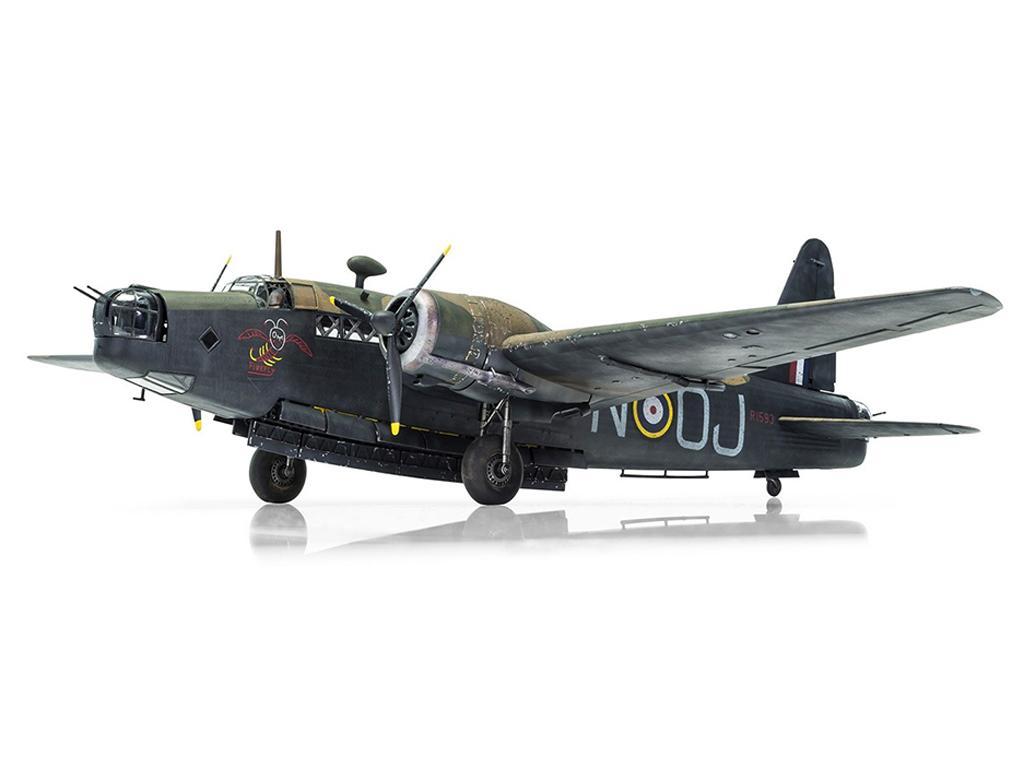 Vickers Wellington Mk.IA/C (Vista 7)