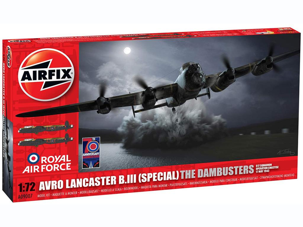 Avro Lancaster B.III (Special) The Dambu (Vista 1)