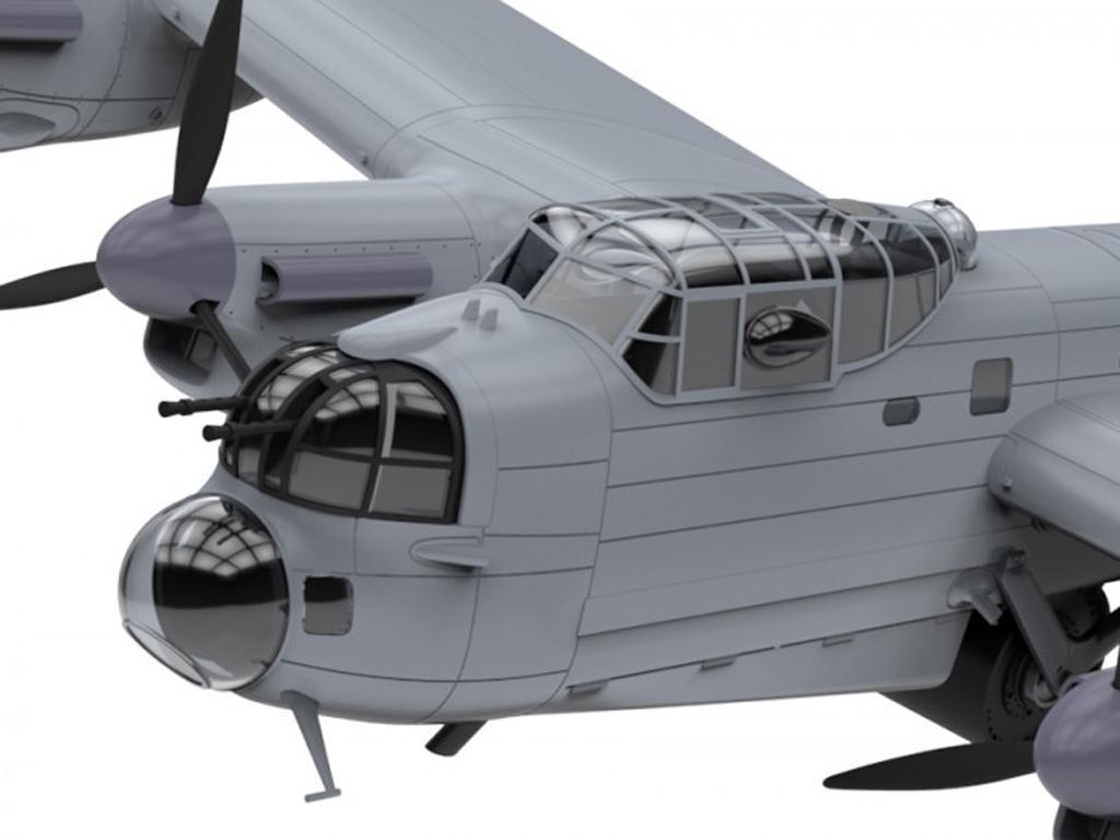 Avro Lancaster B.III (Special) The Dambu (Vista 3)