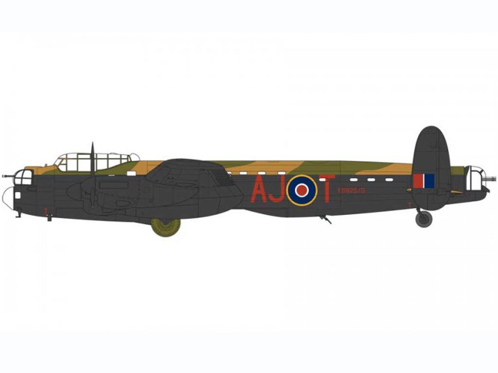 Avro Lancaster B.III (Special) The Dambu (Vista 6)