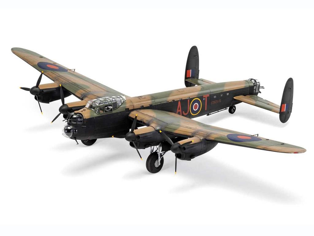 Avro Lancaster B.III (Special) The Dambu (Vista 9)