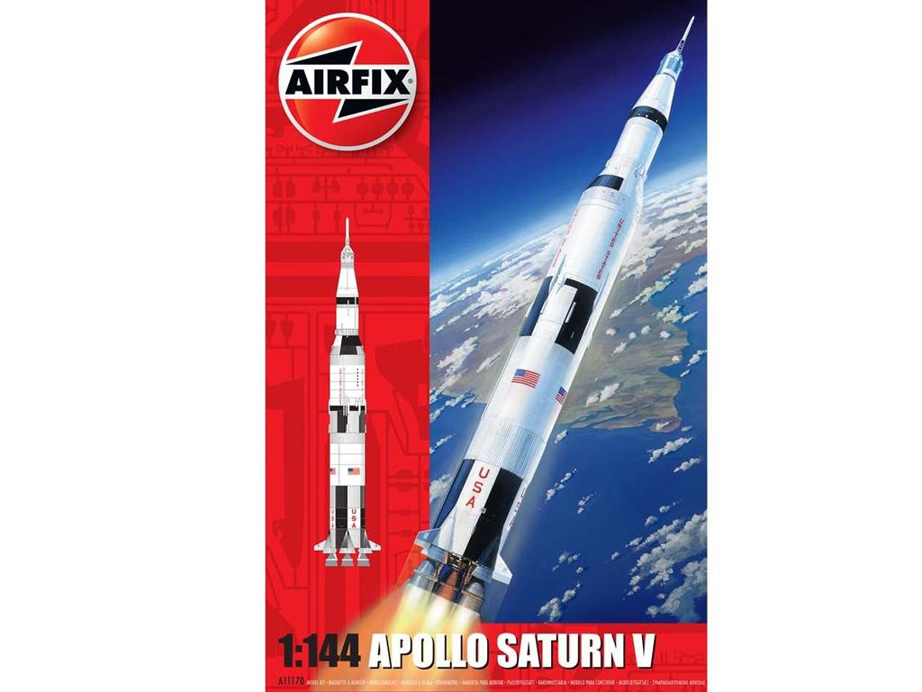 Apollo Saturn V  (Vista 1)