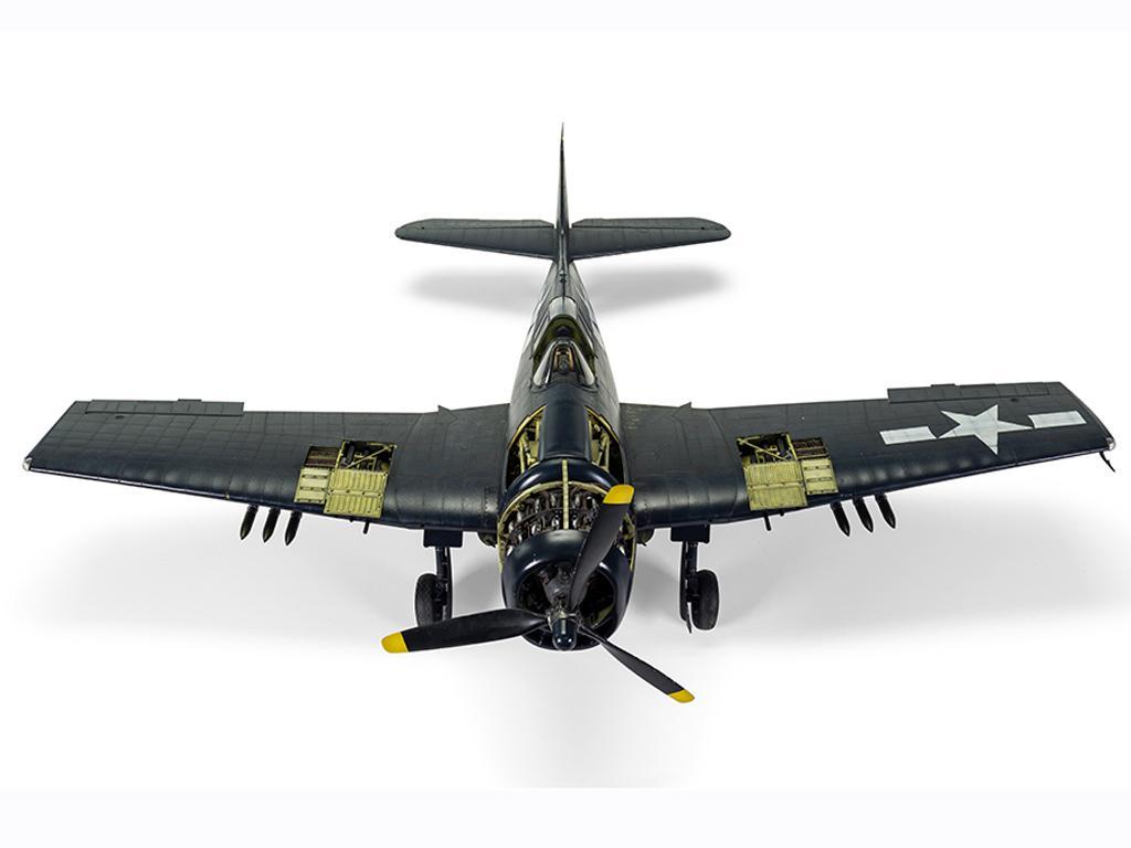 Grumman F6-F5 Hellcat (Vista 10)