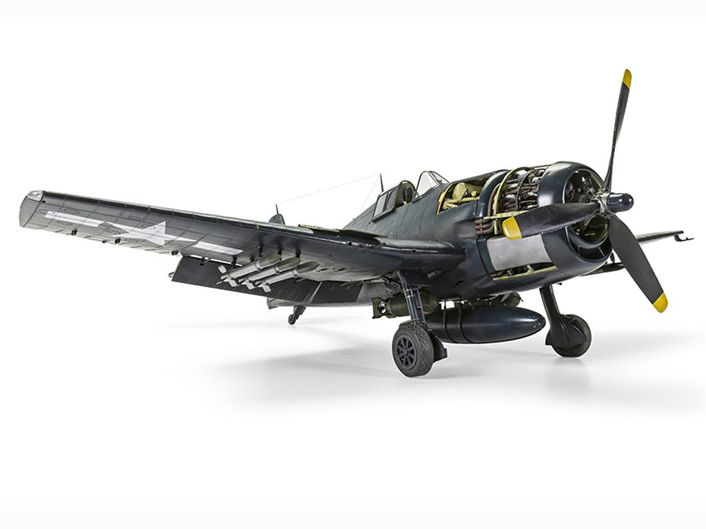 Grumman F6-F5 Hellcat (Vista 11)