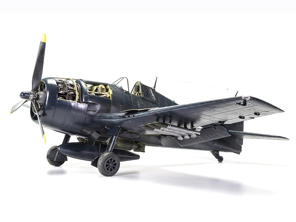 Grumman F6-F5 Hellcat (Vista 12)