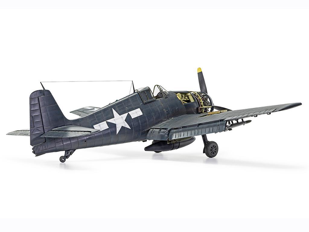 Grumman F6-F5 Hellcat (Vista 13)