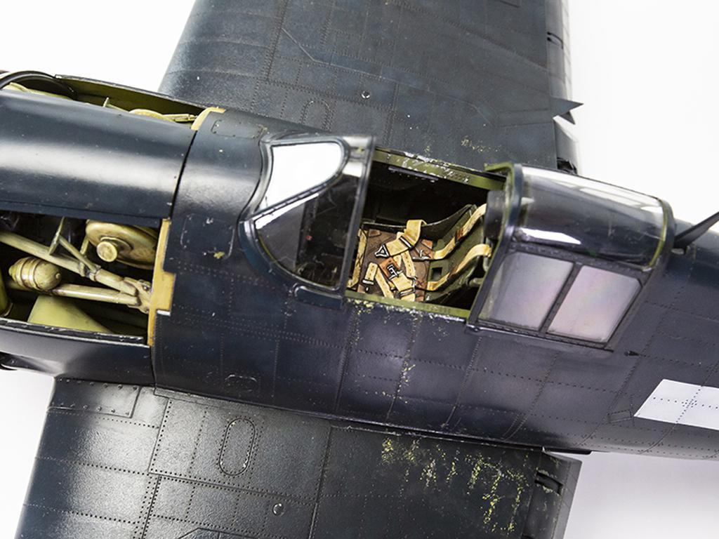 Grumman F6-F5 Hellcat (Vista 3)