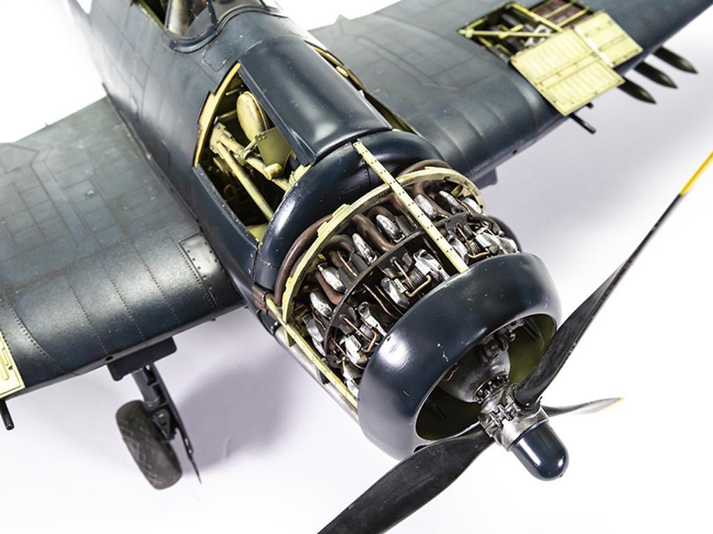 Grumman F6-F5 Hellcat (Vista 6)
