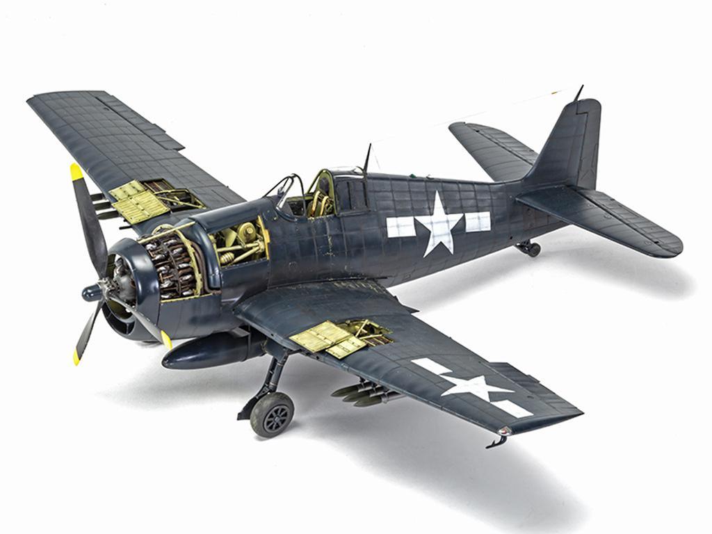 Grumman F6-F5 Hellcat (Vista 7)