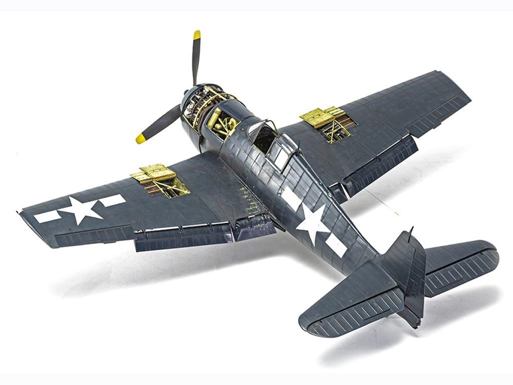 Grumman F6-F5 Hellcat (Vista 8)