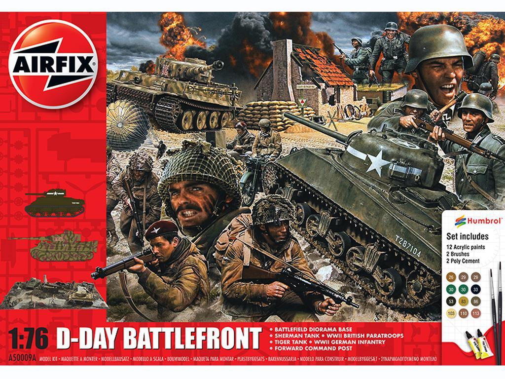 Frente Batalla Gift Set  (Vista 1)