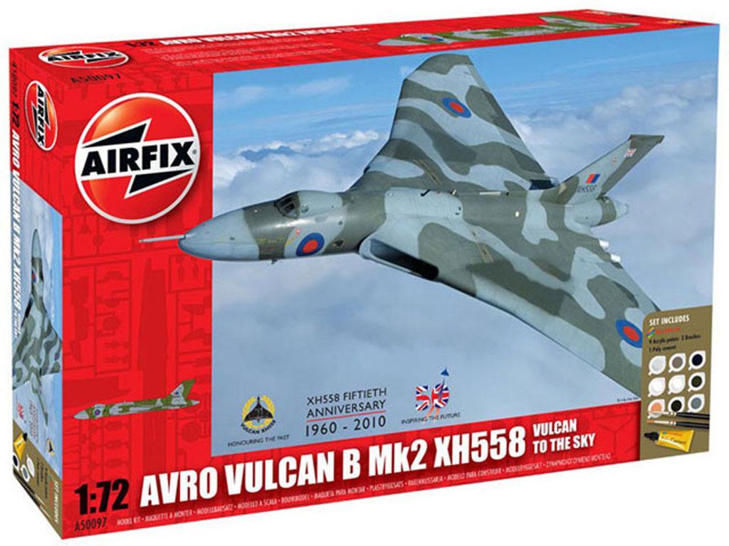 Avro Vulcan B Mk2 XH558 (Vista 1)