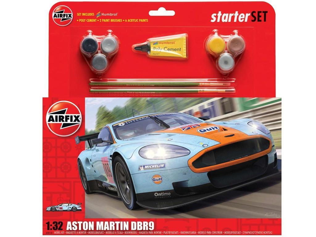 Aston Martin DBR9  (Vista 1)