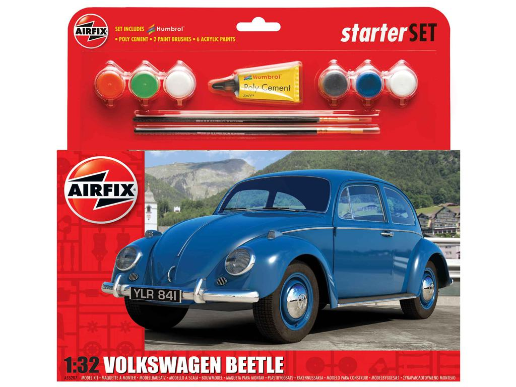 VW Beetle Starter (Vista 1)