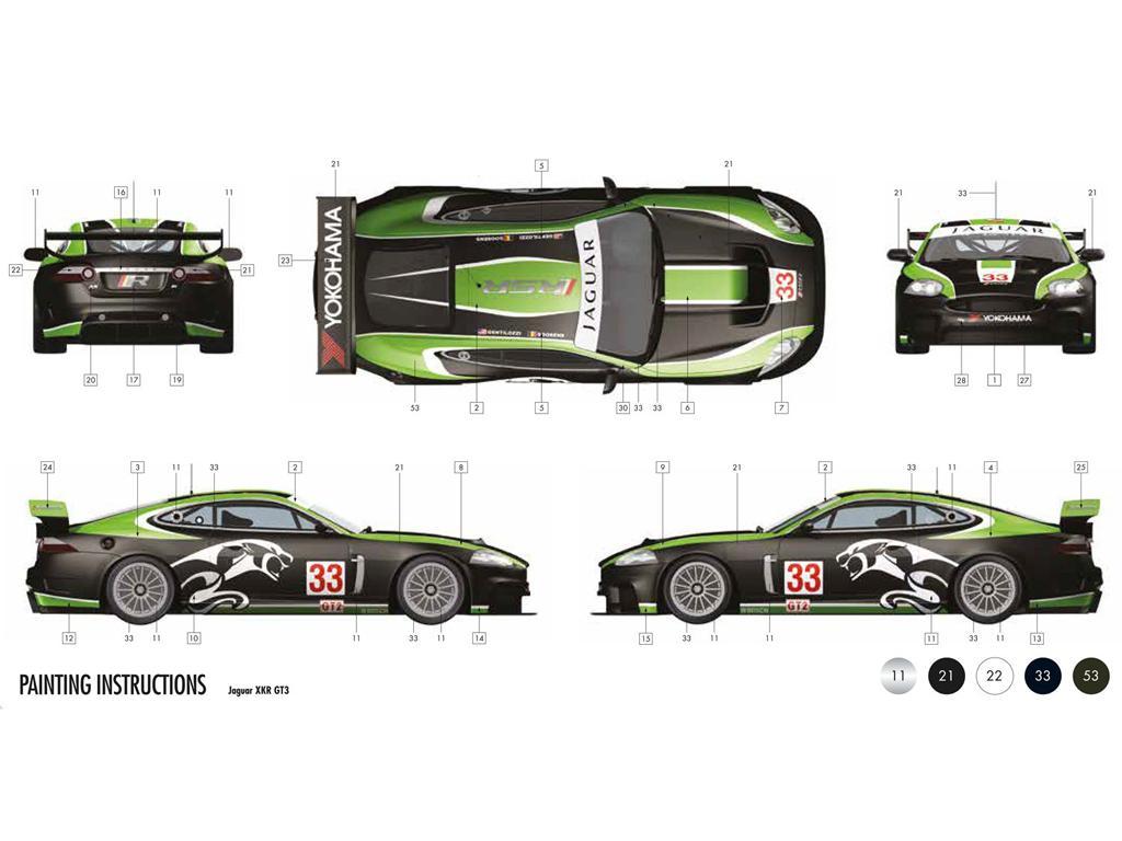 Jaguar XKRGT Fantasy Scheme (Vista 2)