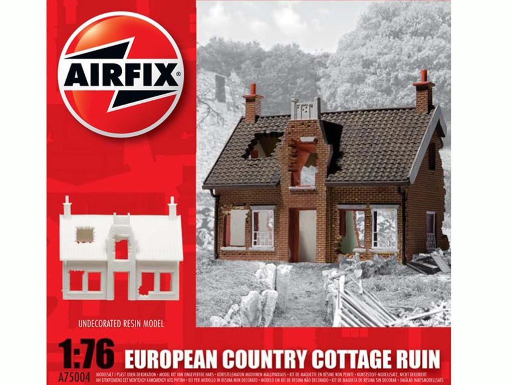Casa rural europea Ruina (Vista 1)