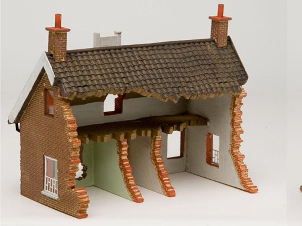 Casa rural europea Ruina (Vista 2)