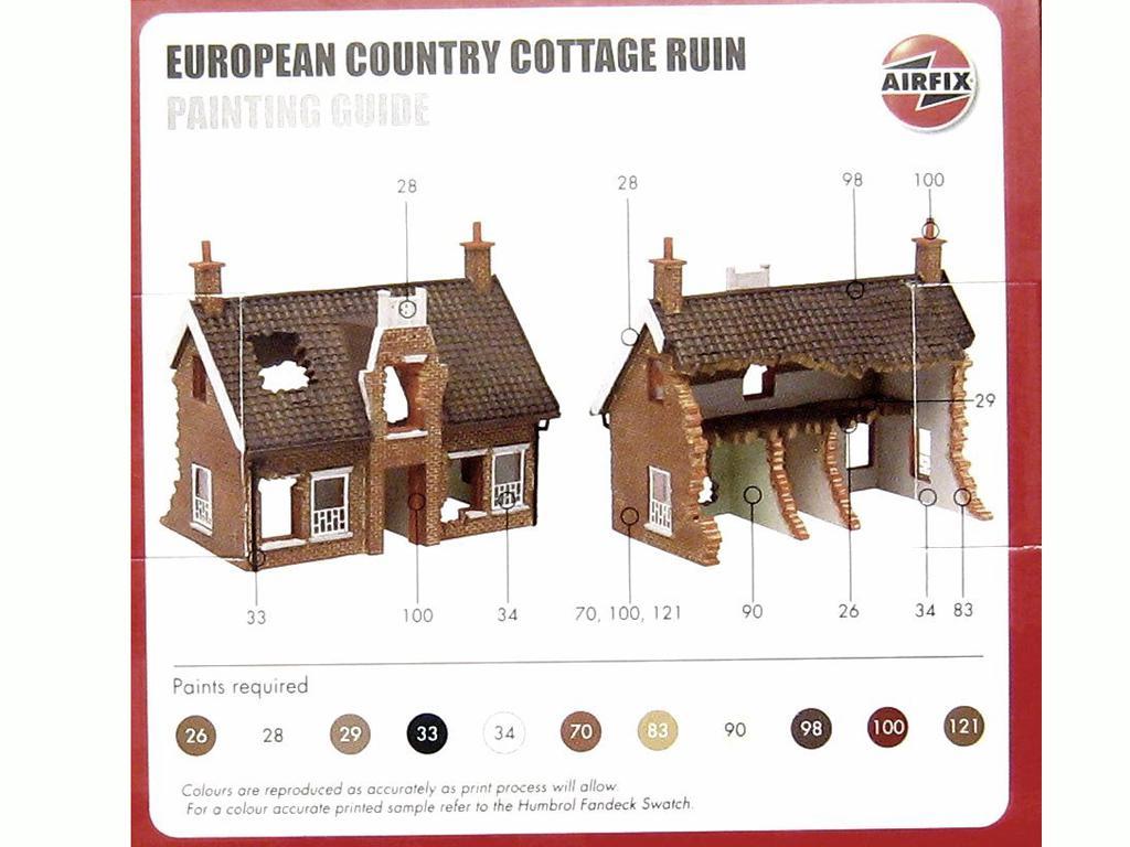 Casa rural europea Ruina (Vista 3)