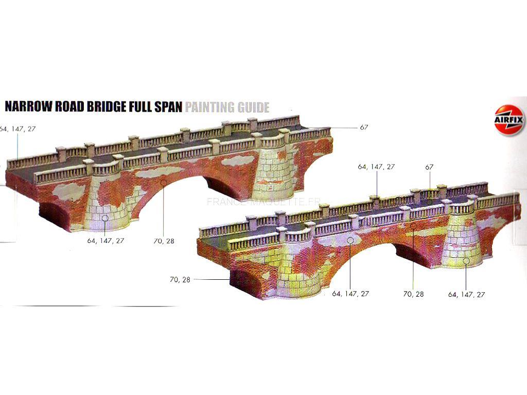 Puente Camino estrecho - Span Completo (Vista 2)