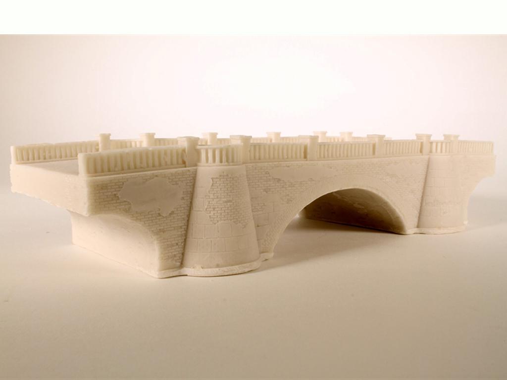 Puente Camino estrecho - Span Completo (Vista 3)