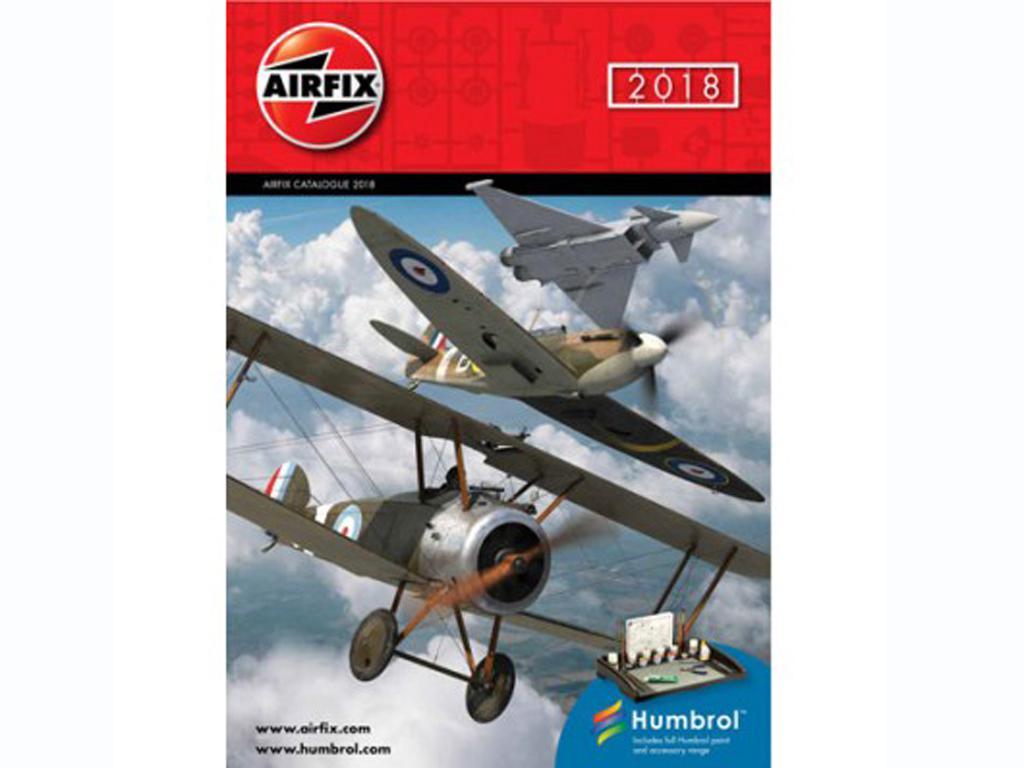 Catalogo Airfix 2018 (Vista 1)