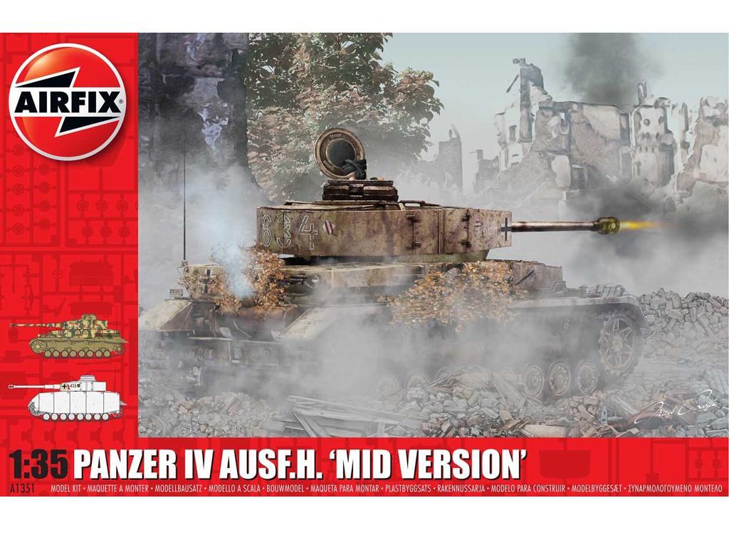 Panzer IV Ausf.H Mid Version (Vista 1)