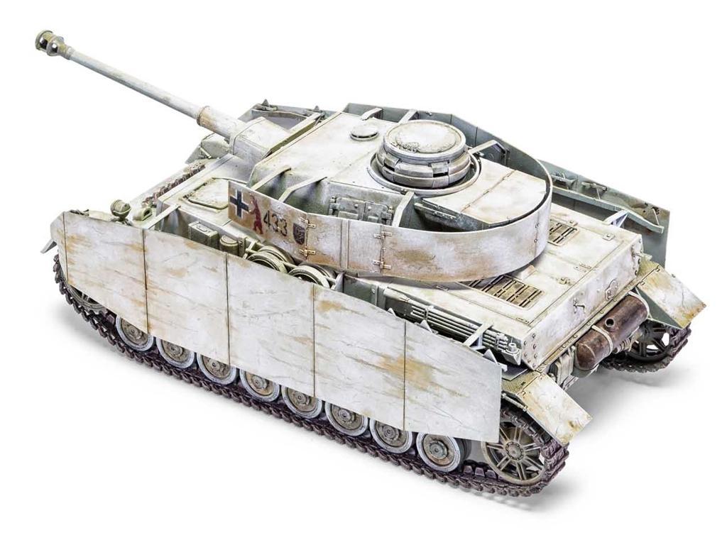 Panzer IV Ausf.H Mid Version (Vista 2)