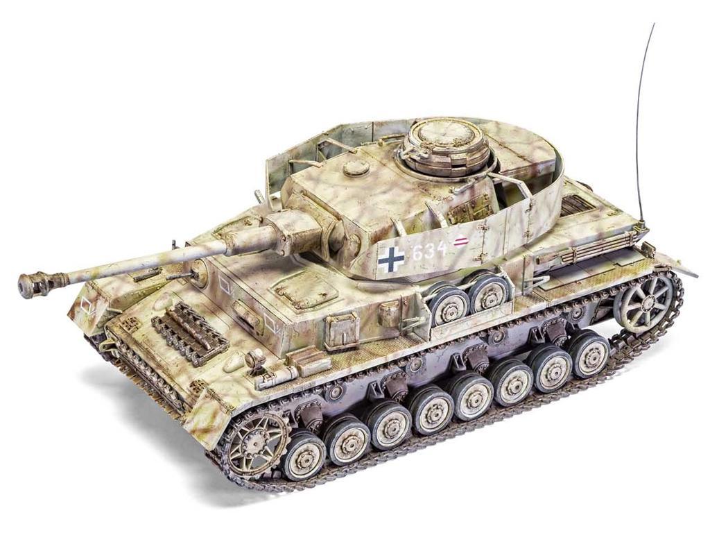 Panzer IV Ausf.H Mid Version (Vista 3)