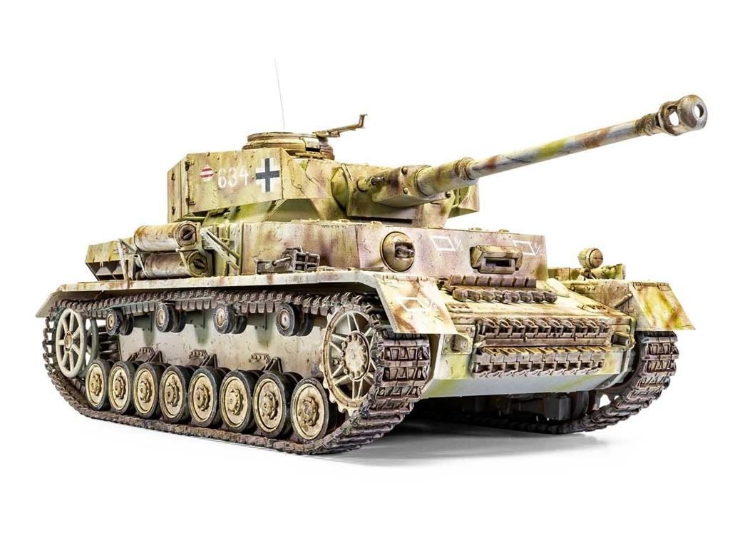 Panzer IV Ausf.H Mid Version (Vista 4)