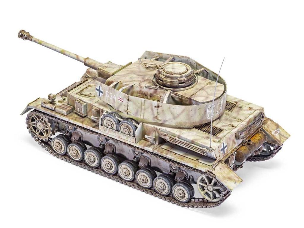 Panzer IV Ausf.H Mid Version (Vista 5)