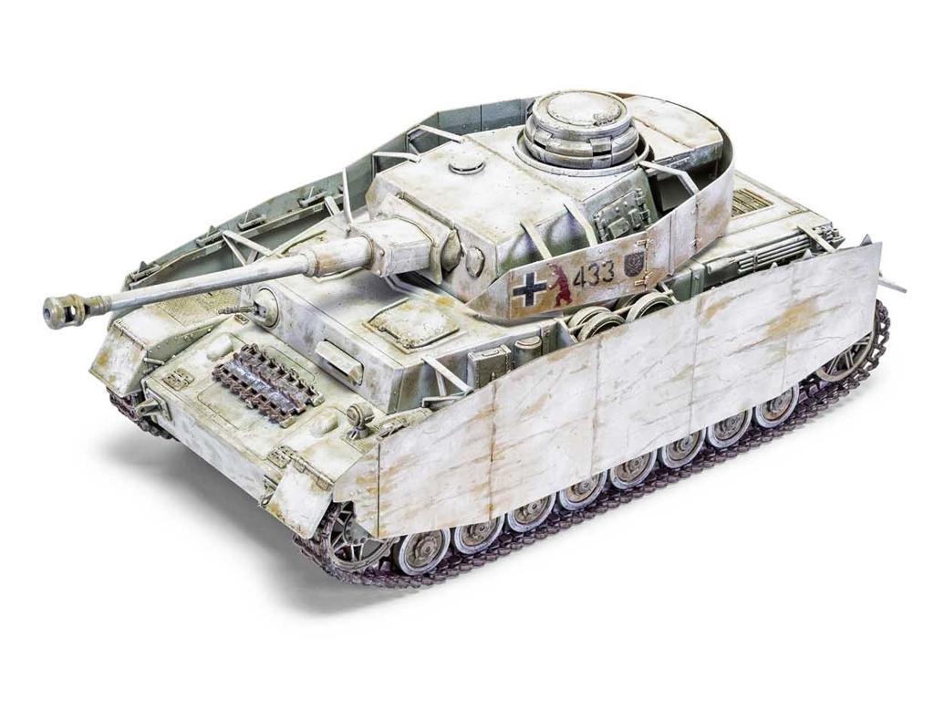 Panzer IV Ausf.H Mid Version (Vista 6)