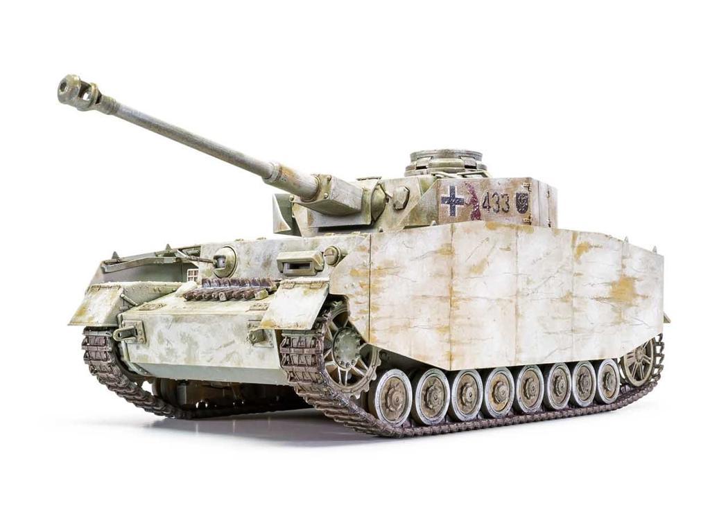 Panzer IV Ausf.H Mid Version (Vista 7)