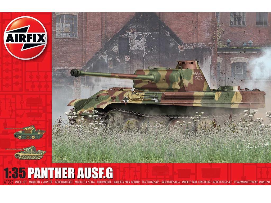 Panther Ausf G. (Vista 1)