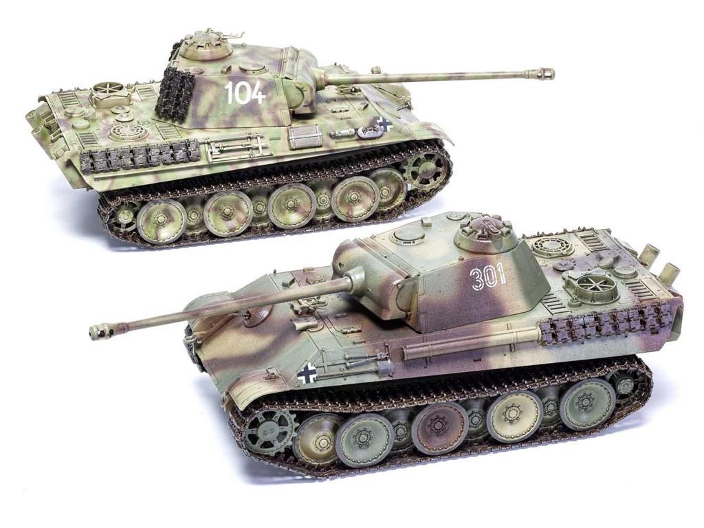 Panther Ausf G. (Vista 3)