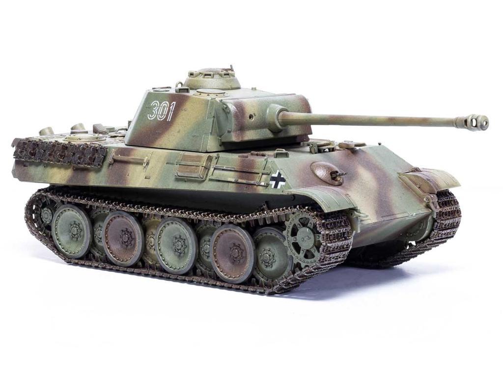 Panther Ausf G. (Vista 4)