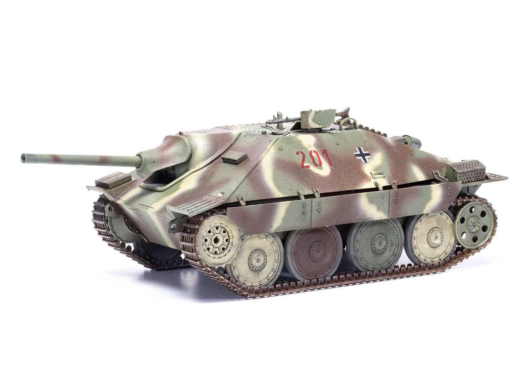 JagdPanzer 38 tonne Hetzer, Late Version (Vista 2)