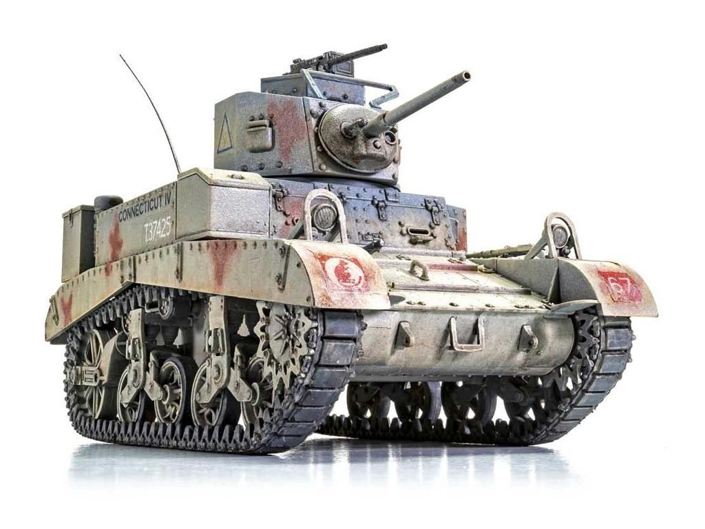 M3 Stuart