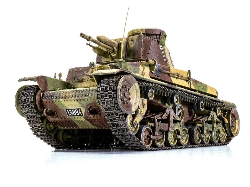 German Light Tank Pz.Kpfw.35(t) (Vista 2)