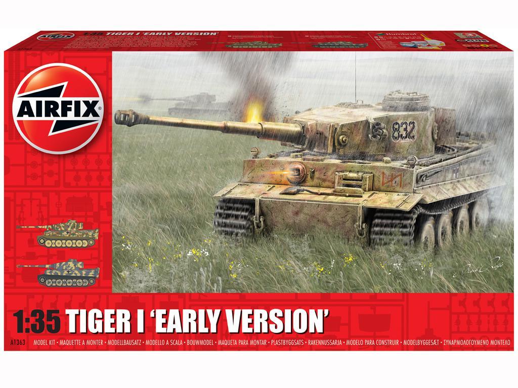 Tiger-1 Early Version (Vista 1)