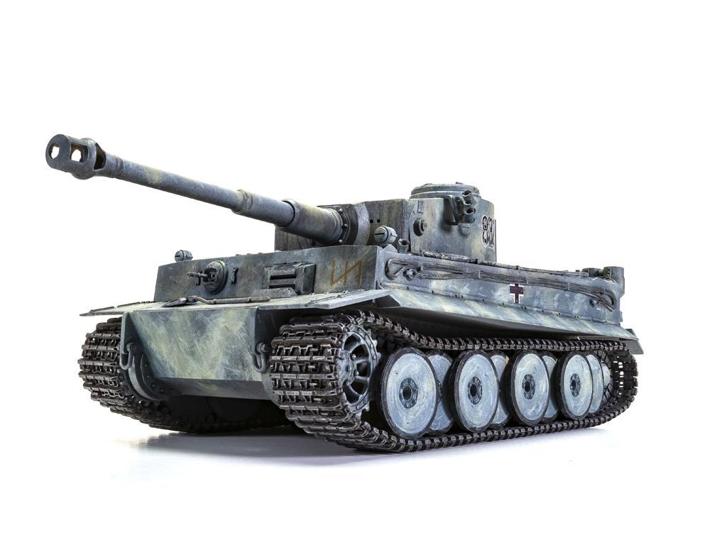 Tiger-1 Early Version (Vista 2)