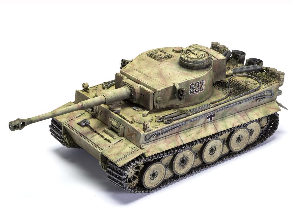 Tiger-1 Early Version (Vista 3)