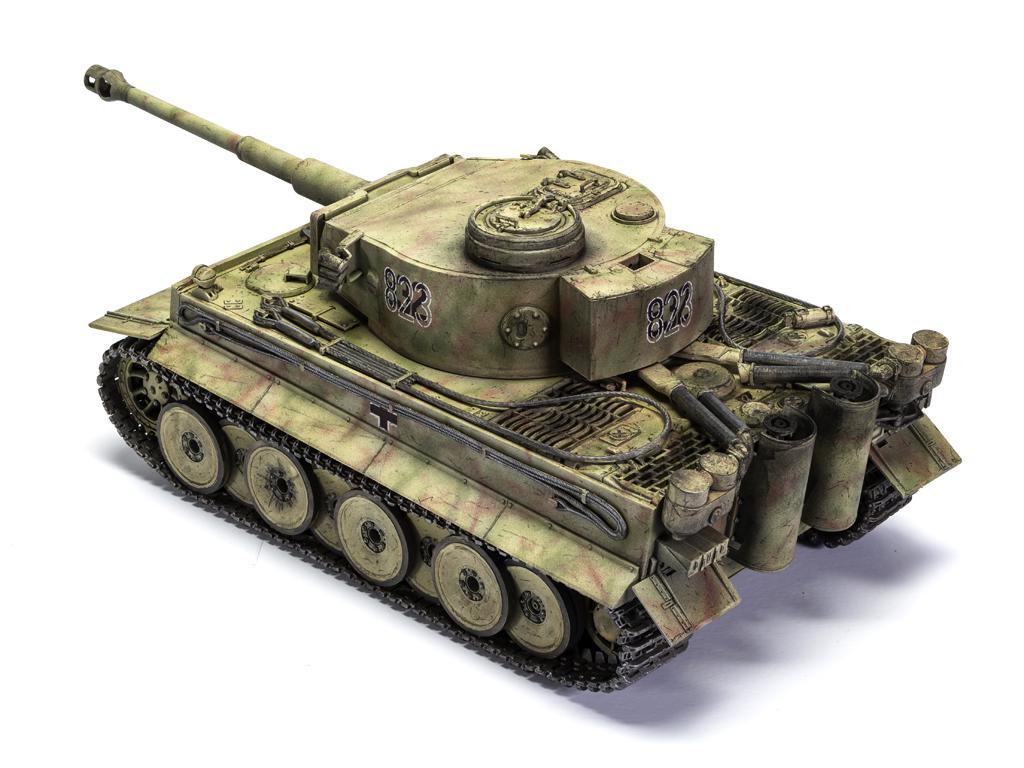 Tiger-1 Early Version (Vista 4)