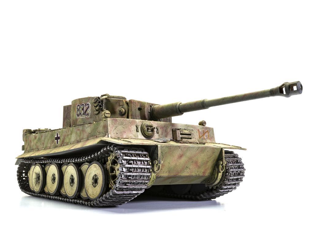 Tiger-1 Early Version (Vista 5)
